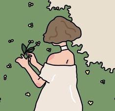Korean Illustration, Illustration Art, Pretty Art, Cute Art, Art Corner, Dibujos Cute, Cartoon Art Styles, Cute Cartoon Wallpapers, Girl Cartoon