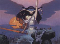 Godhead of Awe by Mark Zug