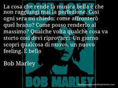 Bob Marley e la musica