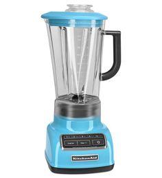 KitchenAid® 5-Speed Diamond Blender Blue please :)