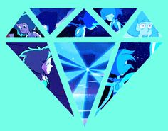 """I am Lapis Lazuli and you can't keep me trapped here ANYMORE!!!"""