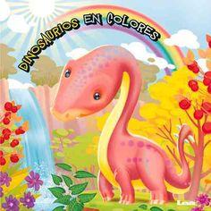 Dinosaurios en colores