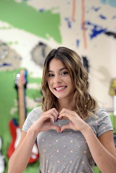 Image uploaded by Emma. Find images and videos about martina stoessel, violetta and martina on We Heart It - the app to get lost in what you love. Disney Channel, Violetta Live, Bridgit Mendler, Celebrity Wallpapers, Disney Stars, Disney Girls, Best Songs, Celebs, Celebrities