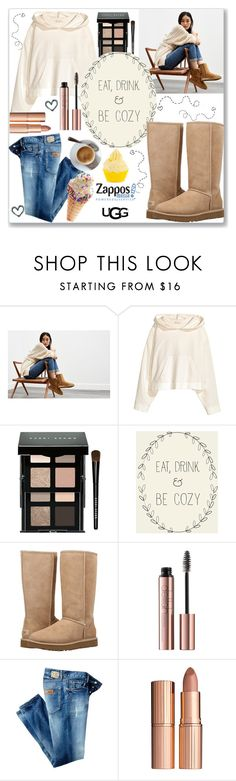 """The Icon Perfected: UGG Classic II Contest Entry"" by arimagedesign ❤ liked on Polyvore featuring UGG, Bobbi Brown Cosmetics, Just Cavalli, Charlotte Tilbury, ugg and contestentry"