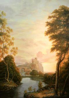 Landscape by Jeff Raum