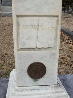 Gone To Texas: William Washington Gant and The Texas Declaration of Independence