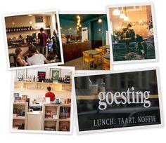 Gent // Food: koffiebars Gent