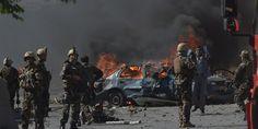 Début de Ramadan sanglant à Kaboul: au moins 80 morts dans un attentat