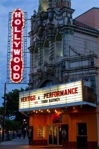 Hollywood Movie Theater: Great old theater, interesting movies, and the venue for the H. P. Lovecraft Film Festival.
