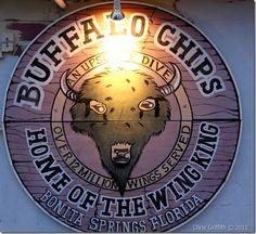 Buffalo Chips Restaurant of Bonita Springs, Florida