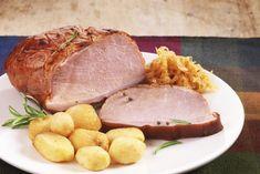 Lomo de cerdo asado con salsa de carambola | ¡Lee la receta!