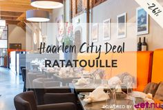 3-gangenlunch bij sterrenrestaurant Ratatouille