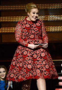 Photo by Kevork Djansezian. #Adele #TheGrammys