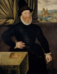 James Douglas, 4th Earl of Morton (c. 1516 – 2 June 1581, aged 65) was the last of the four regents of Scotland during the minority of King James VI. He was in some ways the most successful of the four, since he won the civil war that had been dragging on with the supporters of the exiled Mary, Queen of Scots. However, he came to an unfortunate end, executed by means of the Maiden, a primitive guillotine, which he himself was said to have introduced to Scotland.