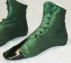 Green Shoes, Vintage Shoes, Boots, Color, Dresses, Women, Crotch Boots, Vestidos, Colour