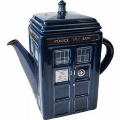 Tetera Doctor Who. Tardis, 750ml