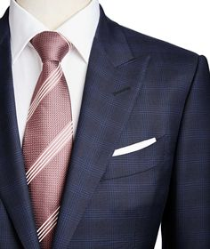 TOM FORD | O\'Connor Tonal Check Suit | Suits | Harry Rosen