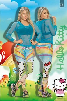 Santo Rosario Hello Kitty Leggings Check out our newest leggings collection from…