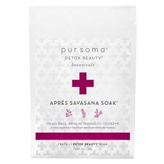 Après Savasana Soak by Pursoma – The Detox Market