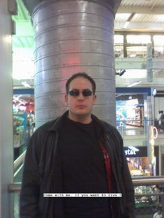 My son The Terminator