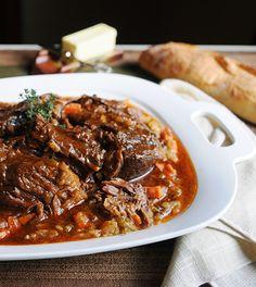rosh hashanah pot roast recipe
