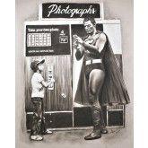 Superman 3 - Photobooth - Charcoal