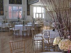 Worcester florists - Sprout: Mid-Winter Wedding - Blue, White, and Ice