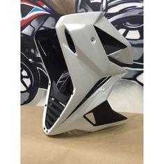 Honda Grom MSX125 Mid Fairing Belly Pan Set #hondamsx125 #grom125 #honda #hondagrom
