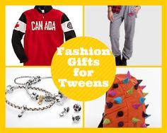 2013 Holiday Gift Guide: Fashion Gifts for Tweens