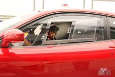 """o nervorsismo da largada! - """"Da série melhores momentos de 2013: uma volta de Ferrari em Modena"""" by @Alexandra Aranovich"""