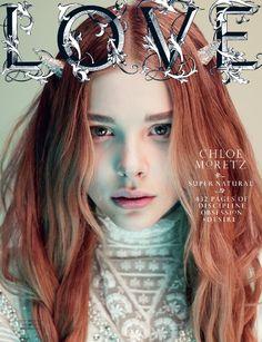 Love Magazine Issue 6, Chloe Moretz