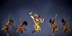 West African Guinean Dance Class for Women