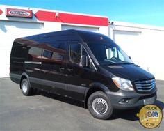 2014 Freightliner Sprinter 3500C, Portland, Oregon United States 97211 http://truckbit.com/buy/58420/freightliner/light_duty/dry_cargo-delivery