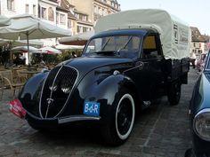PEUGEOT 202 UH Camionnette Bachee 1946 1949…ღ…reépinglé par Maurie Daboux….ღ.
