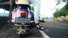 #vespa #tumblr #vespaindonesia #capture #purple