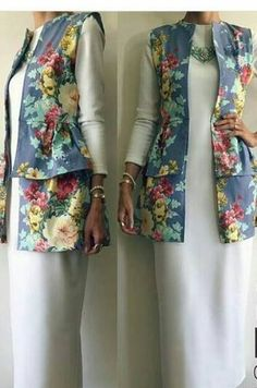 Islamic Fashion, Muslim Fashion, Modest Fashion, Diy Fashion, Fashion Dresses, Fashion Design, Hijab Style Dress, Modele Hijab, Hijab Fashionista