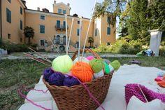 Il Pic Knit Cafè nel Parco di Villa Coronini Cromberg LuxLucis   LuxLucis