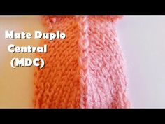 Tricô: SSK, outro jeito de fazer mate simples (diminuição) - YouTube Youtube Mate, Diy Crochet, Crochet Hats, Couture, Hand Knitting, Stitches, Style, Knitting For Beginners, Knitting Videos