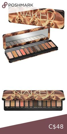 NEW Urban Decay Naked Reloaded Palette Brand new never used. Urban Decay Makeup Eyeshadow Urban Decay Moondust Eyeshadow, Urban Decay Makeup, Baked Eyeshadow, Smokey Eyeshadow, Urban Decay Ultimate Basics, Urban Decay Midnight Cowboy, Urban Decay Electric Palette, Urban Decay Naked Heat, Naked Palette
