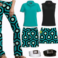 Palm Beach - #golf for women| Saw someone wearing these at the #PhoenixOpen! It was so cute!