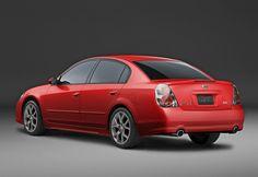 2005 Nissan Altima SER Automobiles 2006 nissan altima