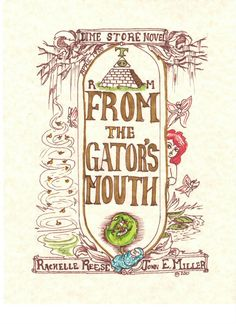 From the Gator's Mouth Cover