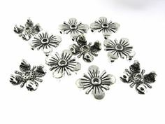 Shop for beads on Etsy, the place to express your creativity through the buying and selling of handmade and vintage goods. Oxidized Silver, Unique Jewelry, Handmade Gifts, Antiques, Etsy, Accessories, Vintage, Kid Craft Gifts, Antiquities