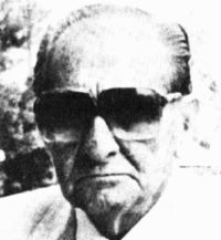 Alphonse Frank Tieri (February 22, 1904 - March 31, 1981), also known as the Old Man and Funzi, was a New York mobster who eventually became front boss of the Genovese crime family. Tieri was the first mobster to be convicted under the RICO Act