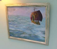 Narnia - The Dawn Treader painting