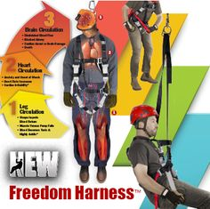 New FreeTech™ Harness Health And Safety Poster, Safety Posters, Safety Slogans, Safety Rules, Scaffolding Safety, Safety Message, Abseiling, Construction Safety, Safety Training