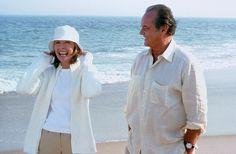 Was das Herz begehrt mit Jack Nicholson: Harry Sanborn, Diane Keaton: Erica Barry