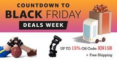 Saving 15% Off Code KN15B On 1st Order + Free Shipping [Ends 11/30/2016] #ACL #KneeBrace #discounts #blackfriday