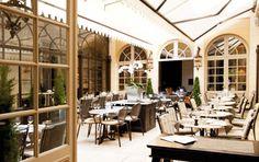 La Cour brasserie restaurant le Grand Monarque Chartres