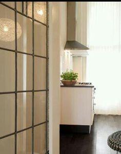 Keuken Interior Design Kitchen, Ramen, Sweet Home, Windows, Doors, Repeat, Kitchen Ideas, Kitchens, Collage